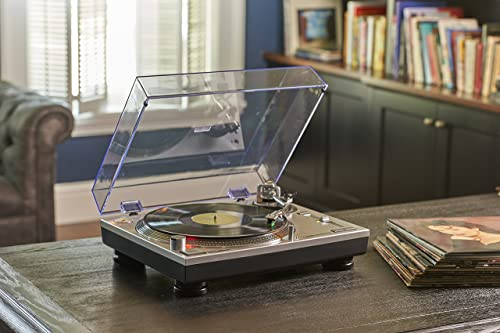 Audio-Technical AT-LP 120 review