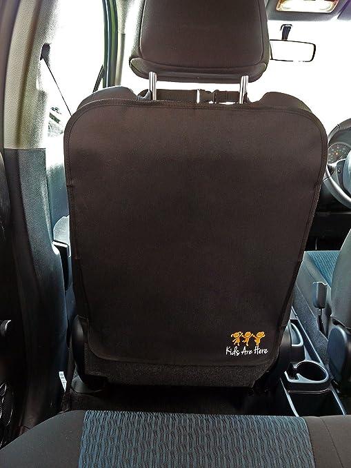 Amazon.com: Kick Mats – Mejor asiento Protector de espalda ...