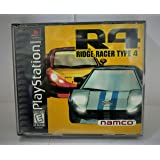R4: Ridge Racer Type 4 - PlayStation PS1