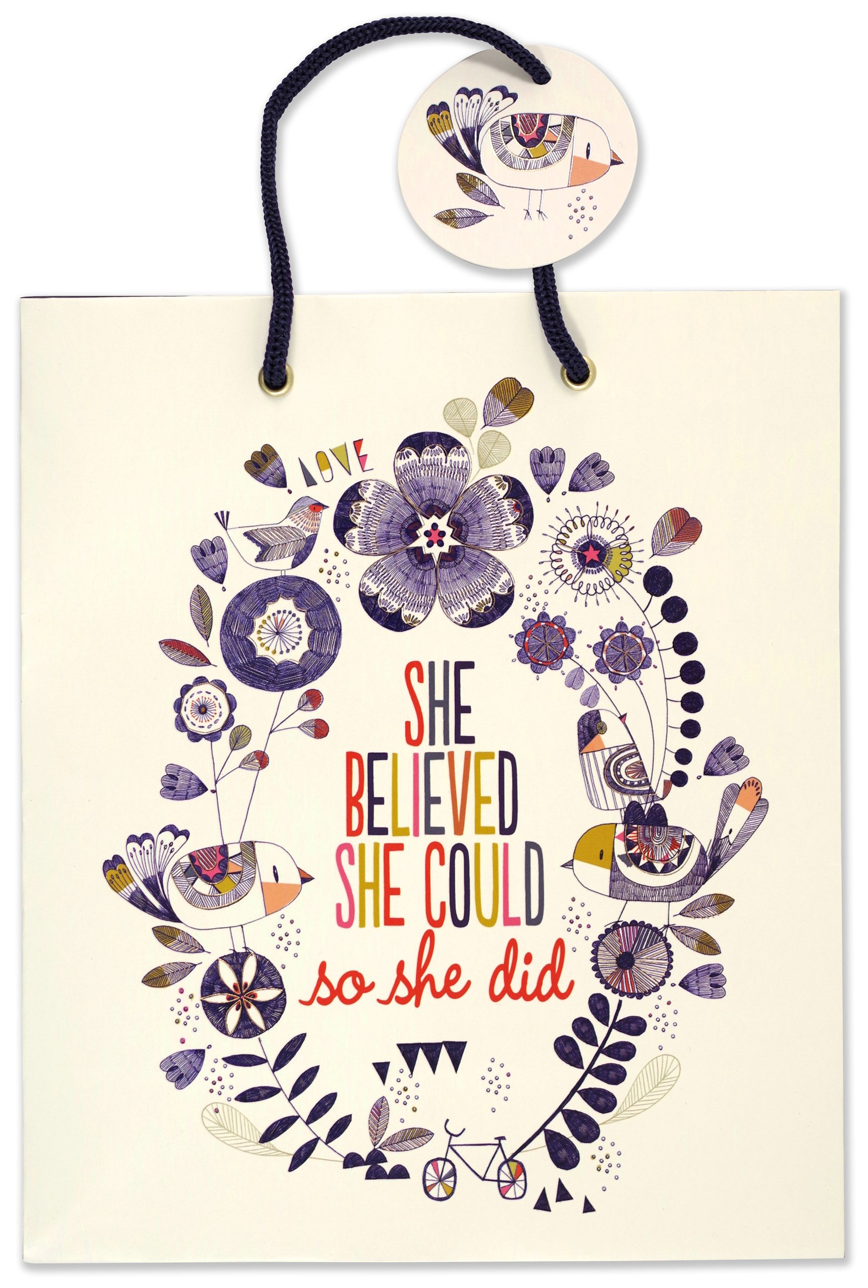 Download She Believed She Could Gift Bag pdf epub