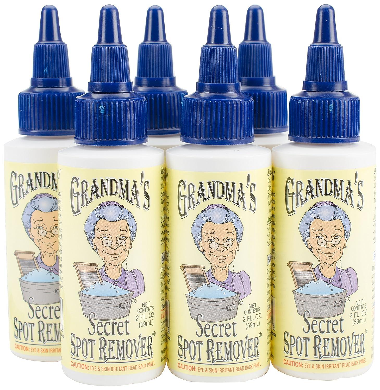 Amazon.com: Quitamanchas de tela secreta de la abuela ...