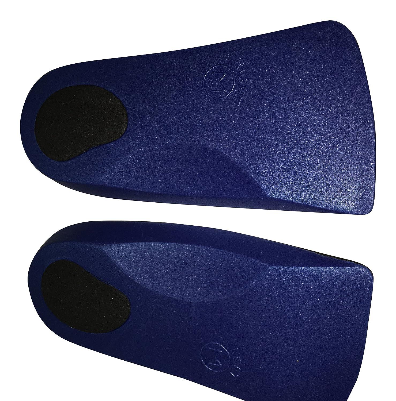 Plantillas ortopédicas Sole Control Classic de 3/4 de longitud ...