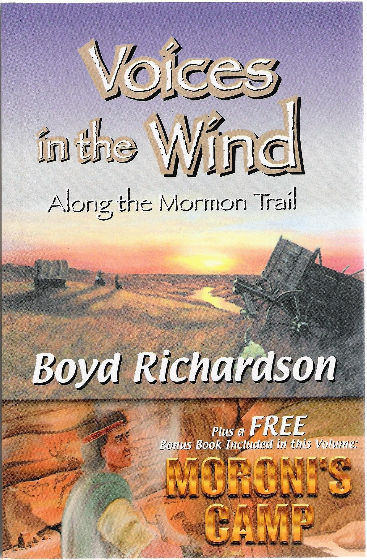 Download Voices in the Wind - Along the Mormon Trail PDF