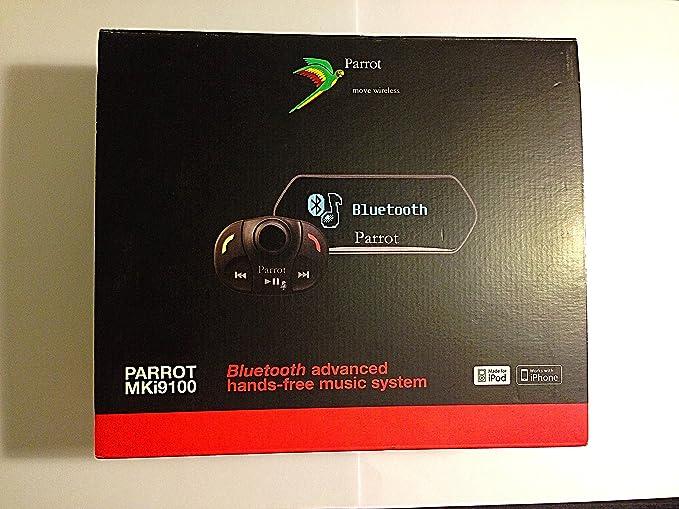 Parrot Mki9100 Bluetooth Kfz Freisprecheinrichtung Elektronik