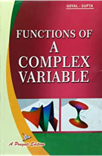 Amazon in: Buy Functions of a Complex Variable Book Online at Low
