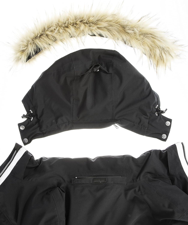 Blouson de Ski//Snowboard imperm/éable Bleu ou Ultrasport Veste de Ski Fonctionnelle pour Homme