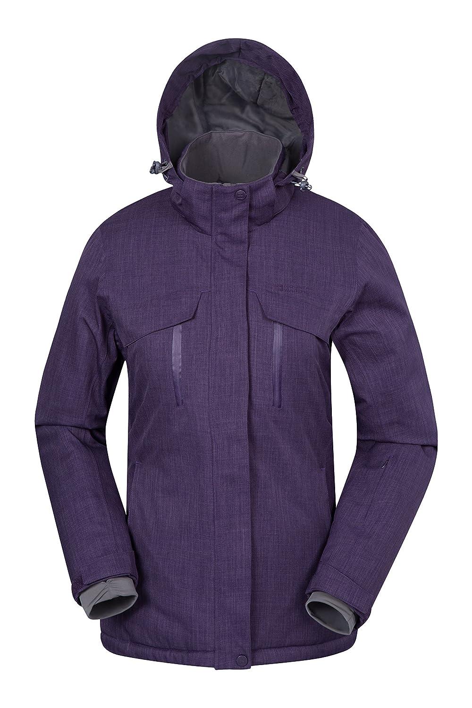 mountain warehouse veste de ski femme imperm able int rieur tricot sports ebay. Black Bedroom Furniture Sets. Home Design Ideas