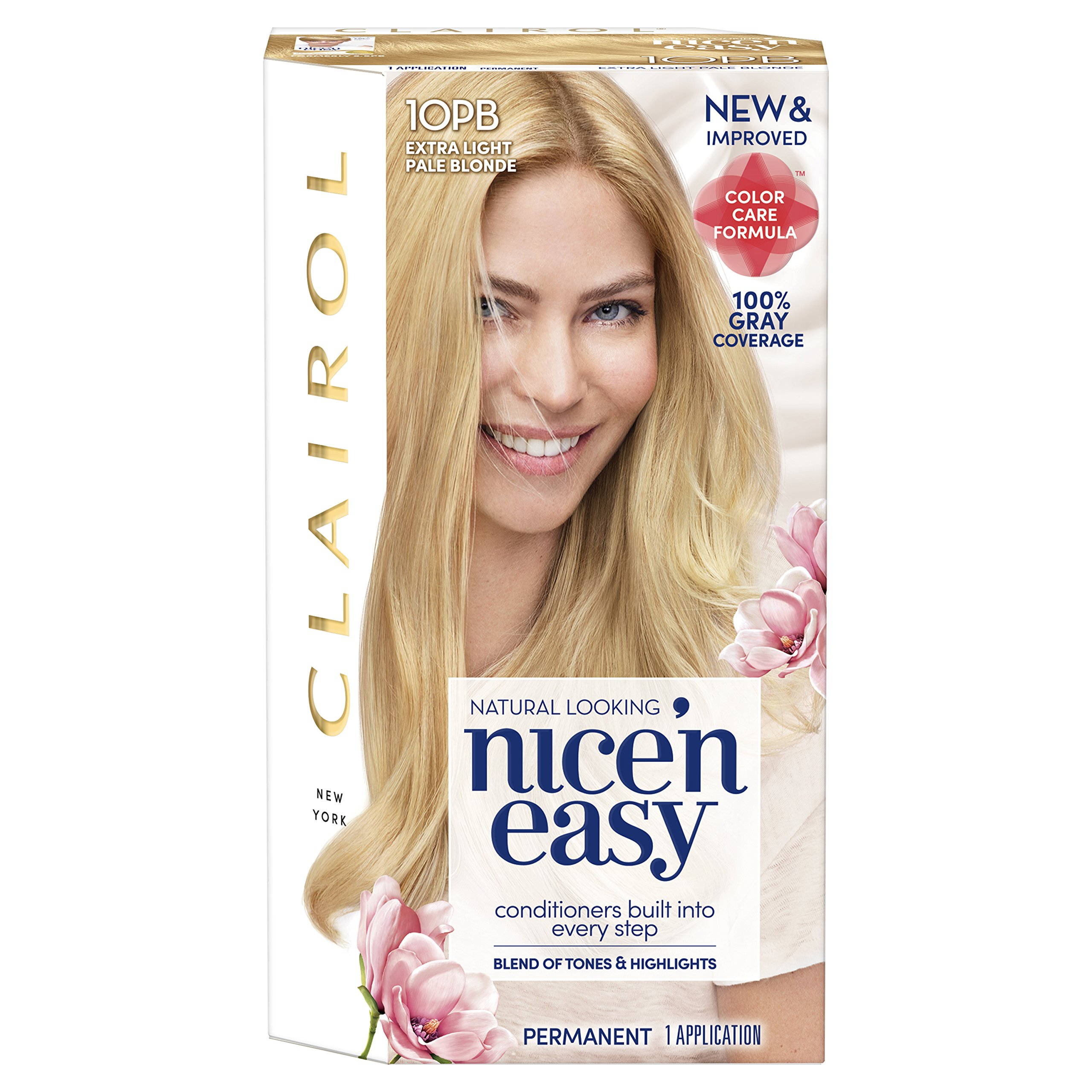 Amazoncom Clairol Nice N Easy Hair Color 11 Ultra Light