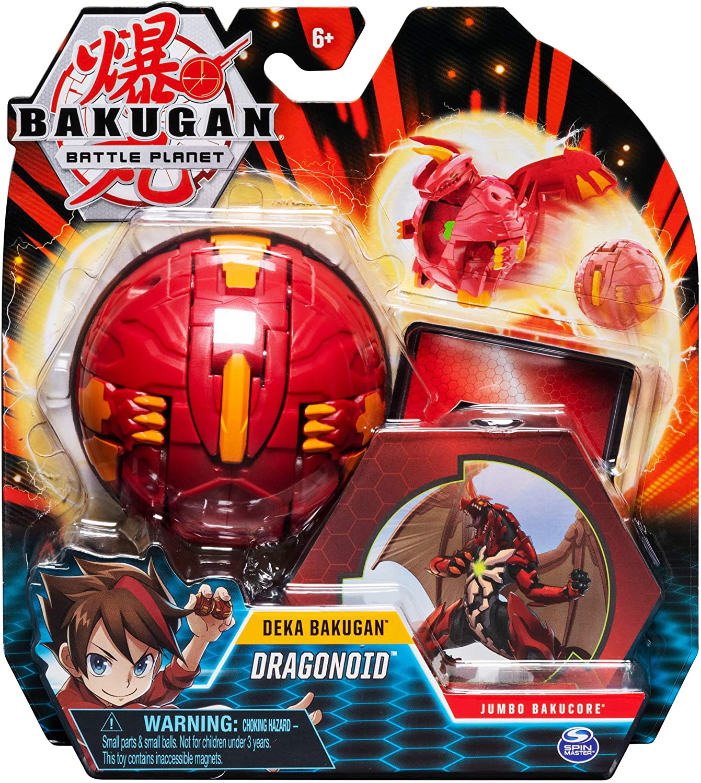 BAKUGAN- Pack 1 Deka-Dragonoid, 6054794, Multicolor: Amazon.es ...