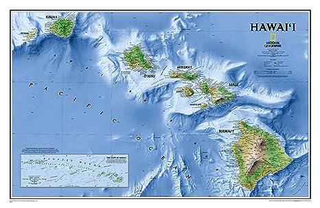 Hawaii: 1:850000