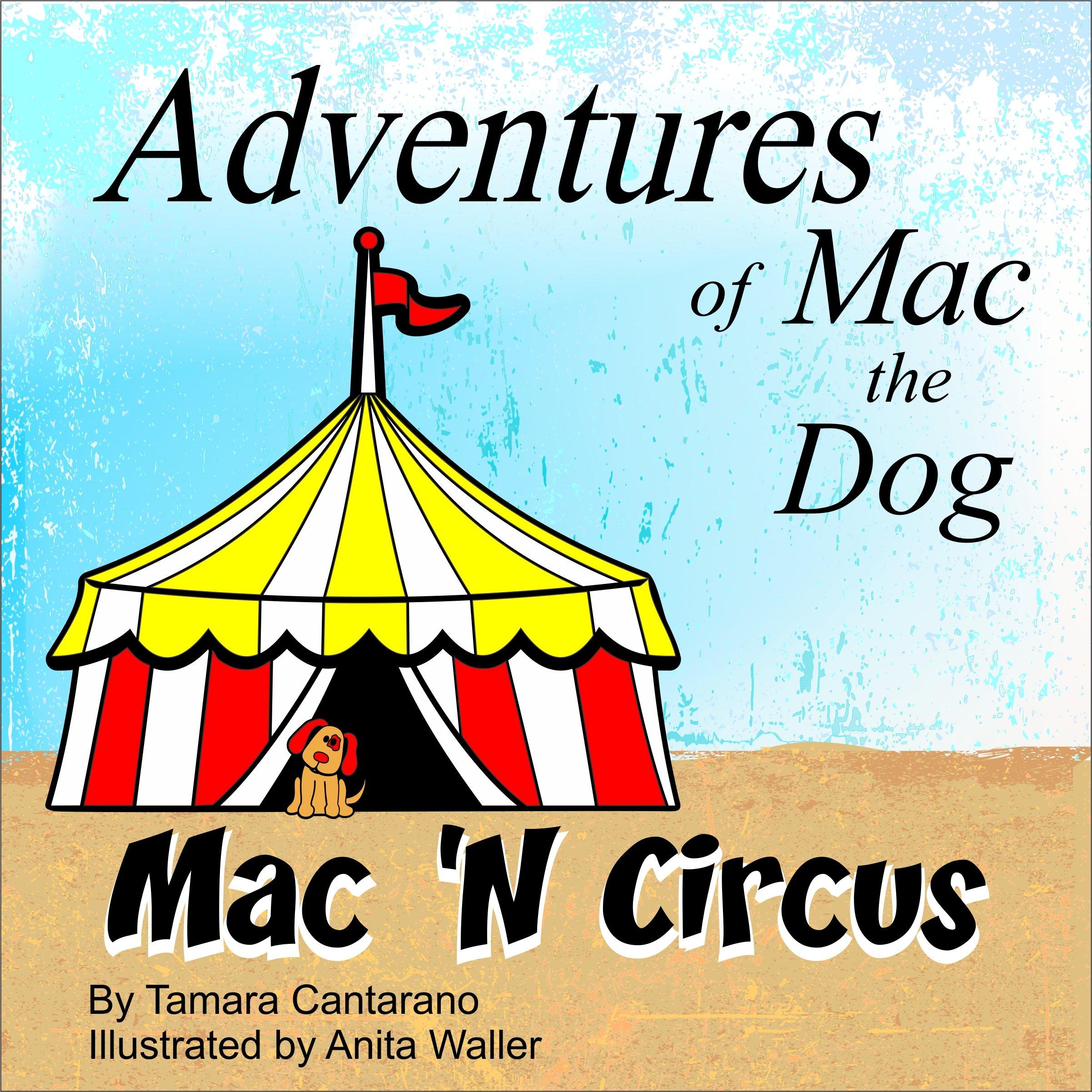 Mac 'N Circus (The Adventures of Mac the Dog) pdf epub