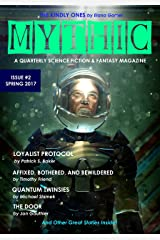 Mythic #2: Spring 2017 Kindle Edition