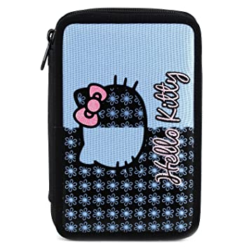 Hello Kitty 11-1959 - Estuche Doble Completo para Escuela: Amazon.es: Equipaje