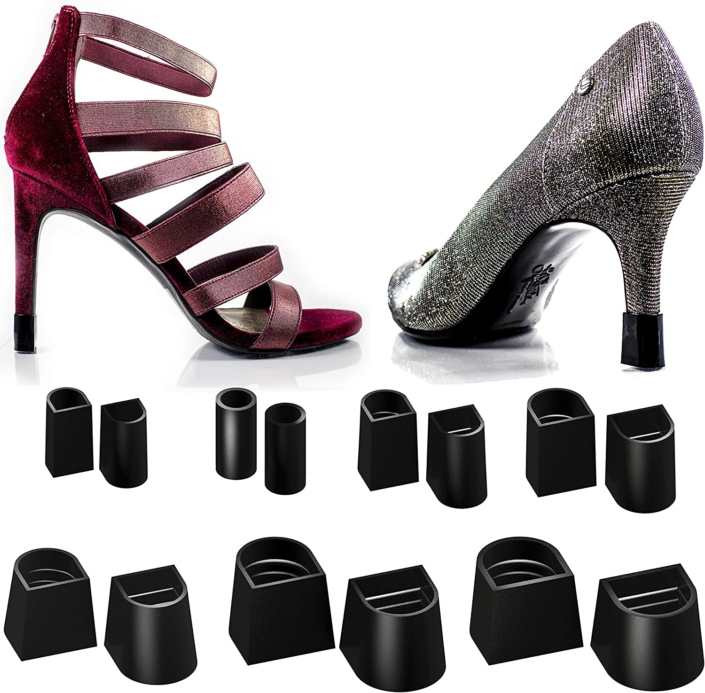 Amazon.com: Heel Hunks Black 7 Sizes 7