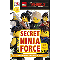 The LEGO® NINJAGO® Movie™ Secret Ninja Force (DK Readers Level 2)