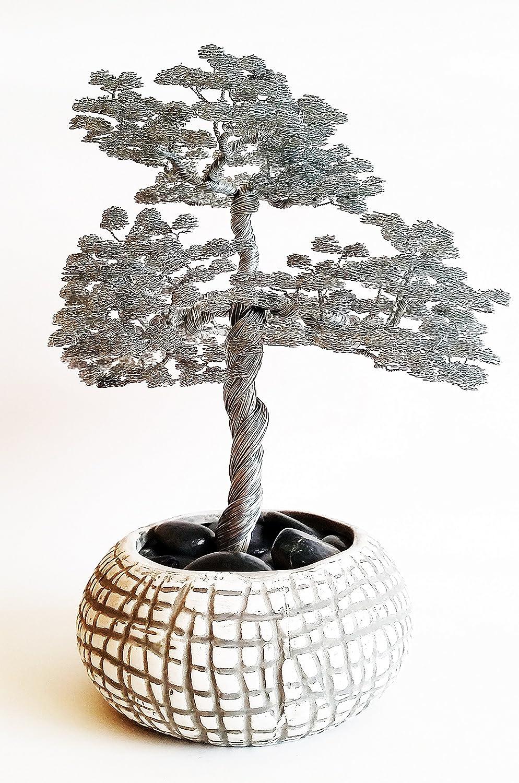 Amazon.com: Large size handmade wire tree sculpture: Handmade