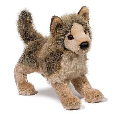 Douglas Tyson Wolf Plush Stuffed Animal: Toys & Games