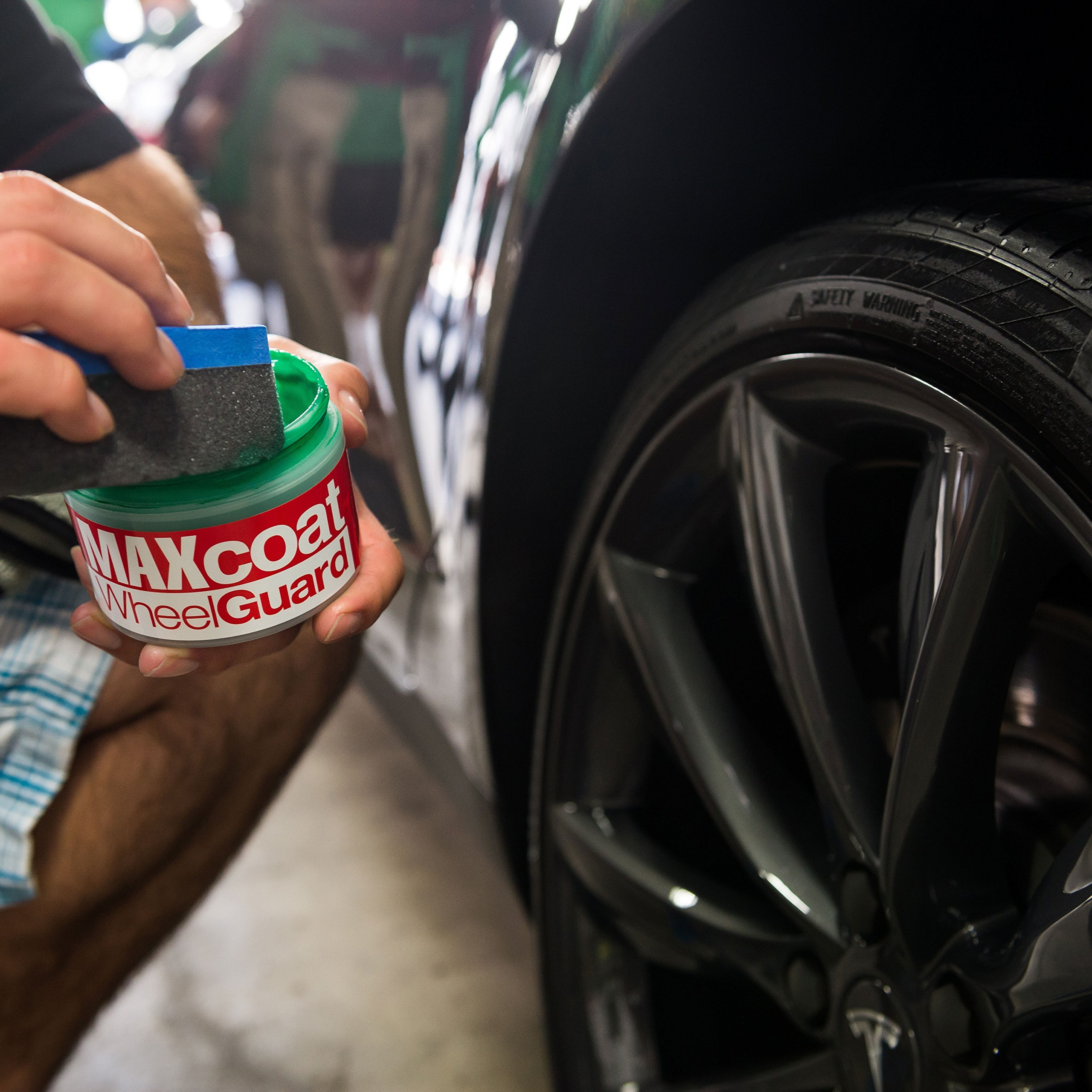Chemical Guys WAC_303 8-Ounce Wheel Guard Rim and Wheel Sealant by Chemical Guys (Image #6)