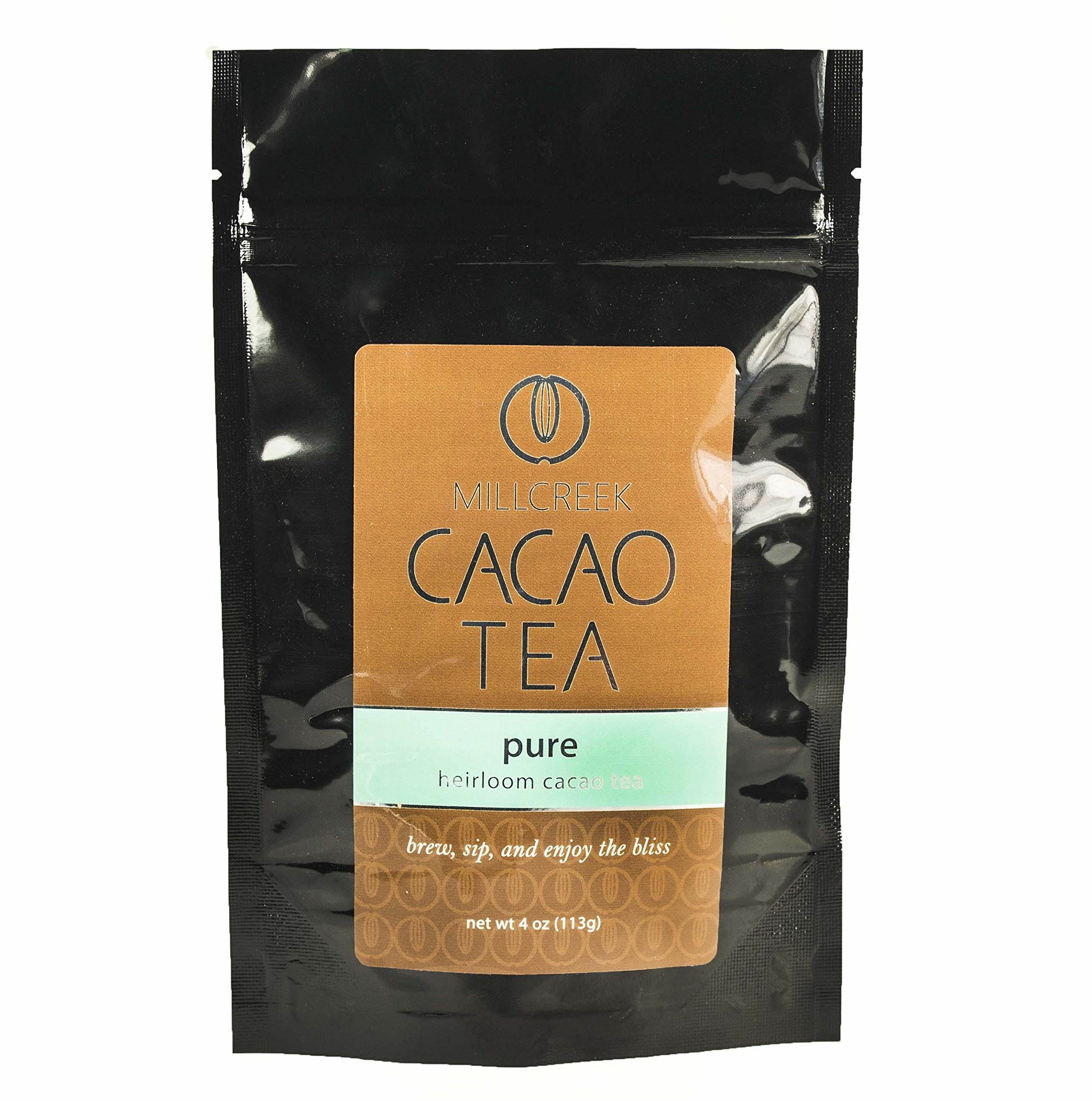 Millcreek Cacao Pure Heirloom Cacao Tea