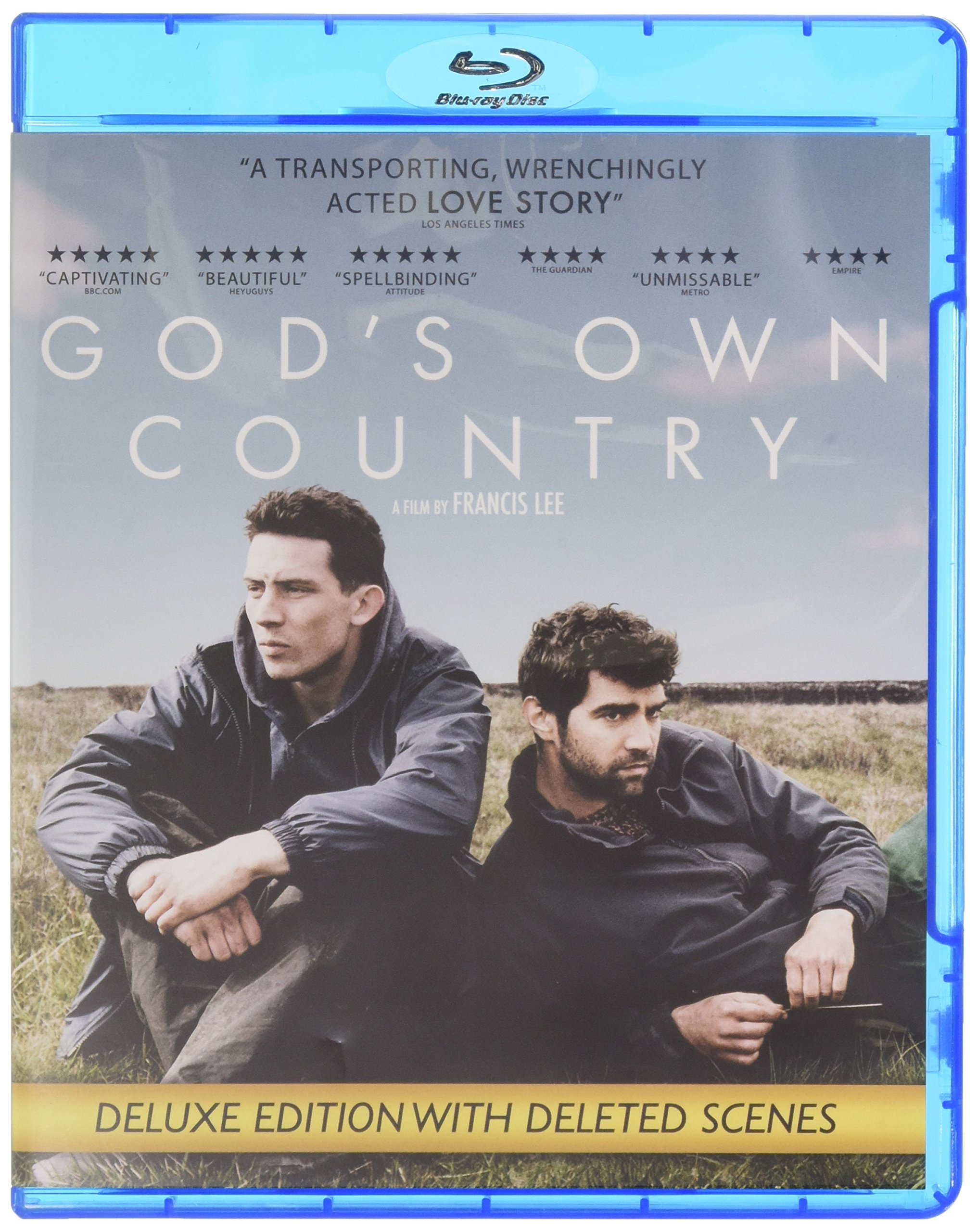 Blu-ray : God's Own Country (Blu-ray)