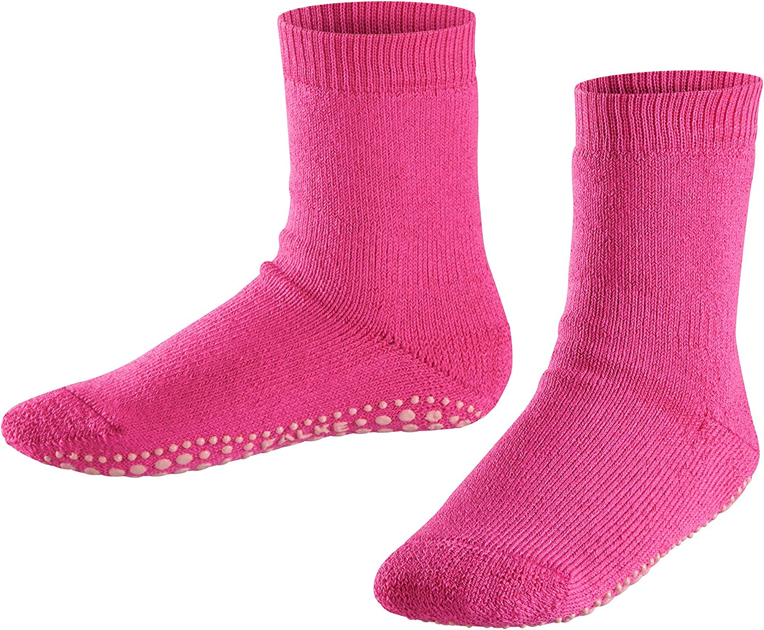 UK sizes 3 - 8 EU 19-42 1 Pair Cotton//Wool Blend non-slip ideal lounge sock Warm Multiple Colours plush sole kid FALKE Kids Catspads Slipper Socks