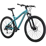 "Diamondback Bicycles Lux 27.5 St Women's Mountain Bike Small/15"" Frame, Blue, 15""/ Small"