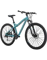 "Diamondback Bicycles Lux 27.5 St Women's Mountain Bike Small/15 Frame, Blue, 15""/ Small"
