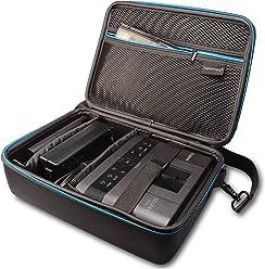 Supremery Tasche für Canon Selphy CP1200 CP1300 Case Schutz-Hülle Etui Tragetasche
