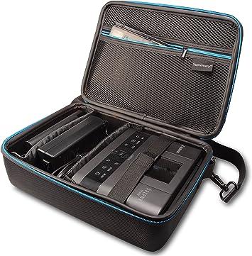 Supremery Cubierta para Canon Selphy CP1200 CP1300 Estuche Funda de protección Caja Bolsa de Transporte: Amazon.es: Electrónica