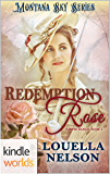 Montana Sky: Redemption Rose (Kindle Worlds Novella) (Harper Ranch Series Book 3)
