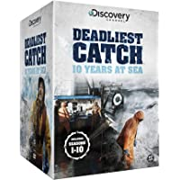 Deadliest Catch: 10 Years at Sea [Import anglais]