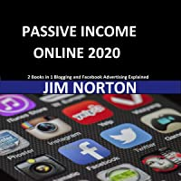 Passive Income Online 2020: 2 Books in 1: Blogging and Facebook Advertising Explained