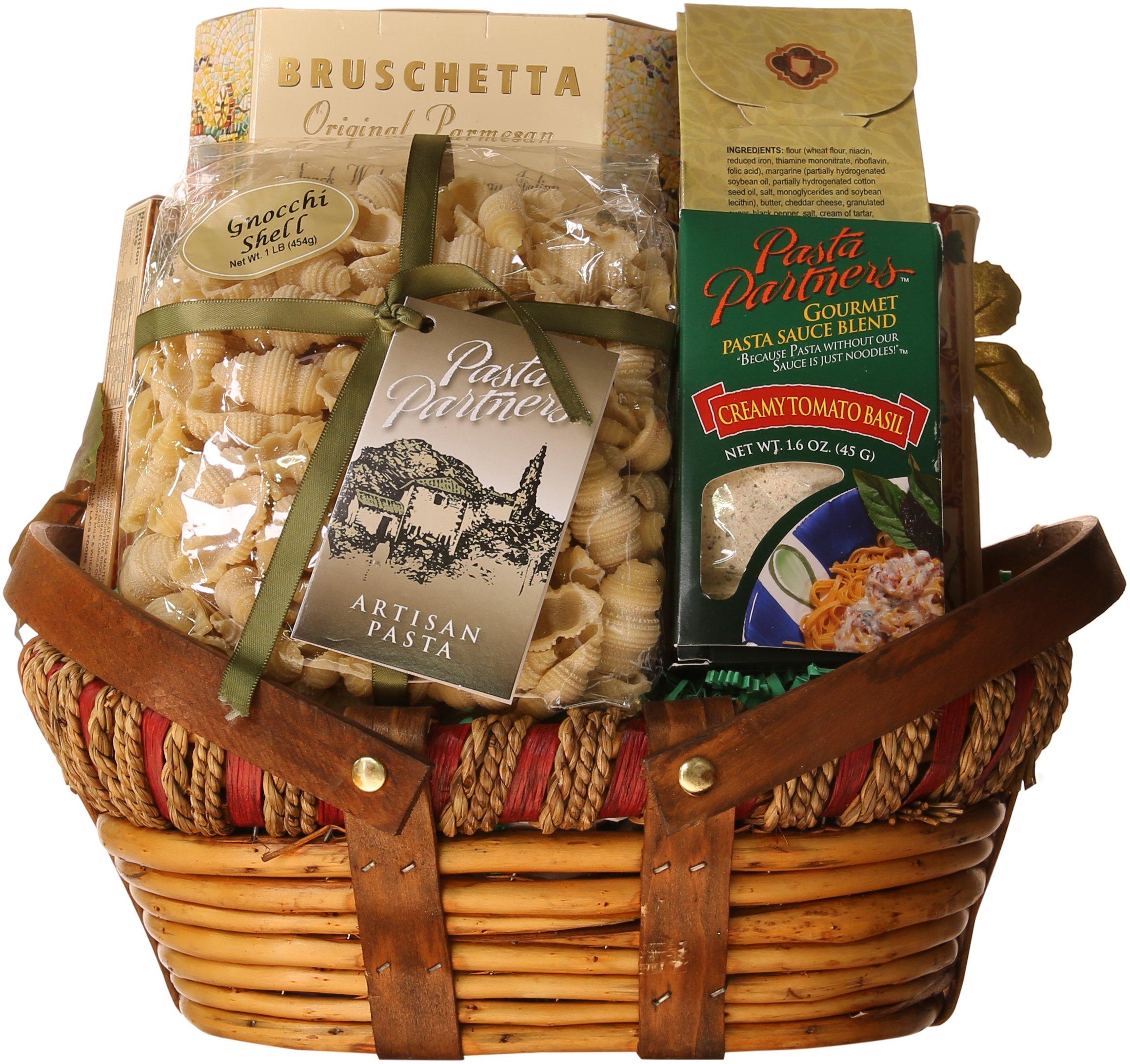 Gift Basket Village The Vineyard Gourmet Italian Gift Basket