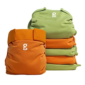 b7ea086ee9ab8 gDiapers Everyday g's gPants, Medium (13-28 lbs)
