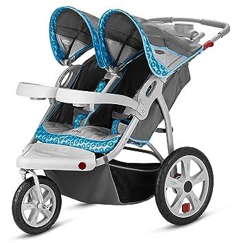 Amazon.com: Empeine Safari doble carriola de giro: Sports ...