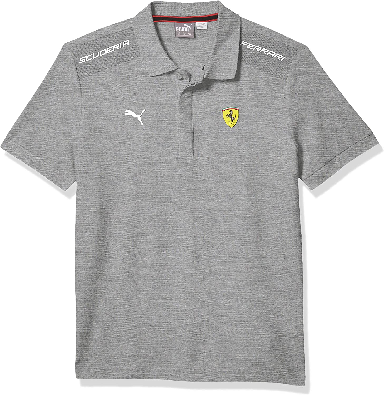 PUMA Scuderia Ferrari SF - Polo para Hombre: Amazon.es: Ropa y ...