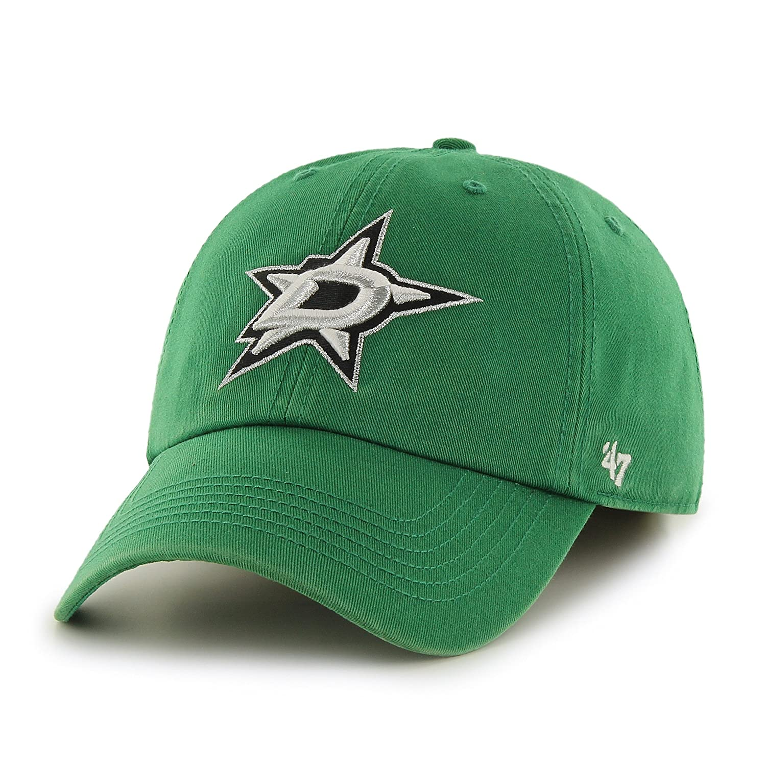 online store a5498 2597c Amazon.com    47 NHL Dallas Stars Franchise Fitted Hat, XX-Large, Kelly    Clothing