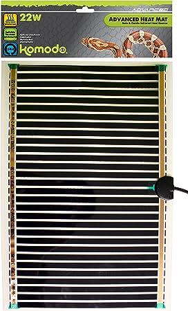 Komodo Advanced Heat Mat 22w 410 x 274mm
