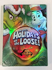 Dr. Seuss's Holidays on the Loose! by Warner Home Video
