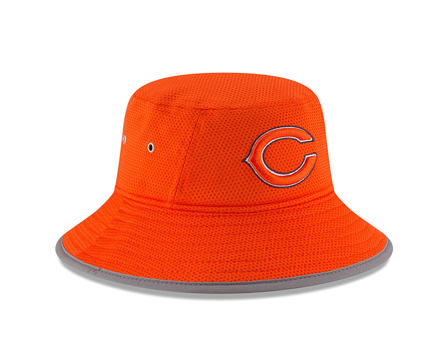 Amazon.com   New Era NFL Chicago Bears 2016 Training Camp Reverse Team  Color Bucket e94ce3d7f