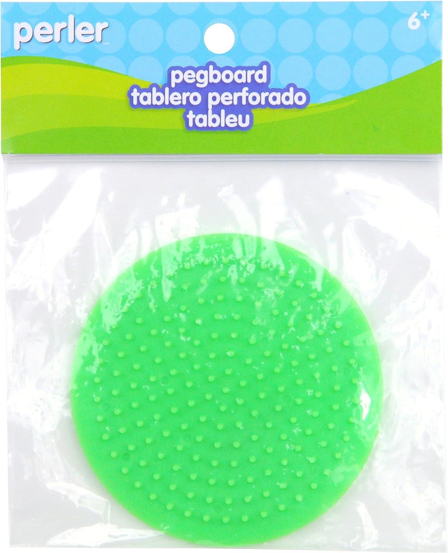 Perler Beads Circle Pegboard