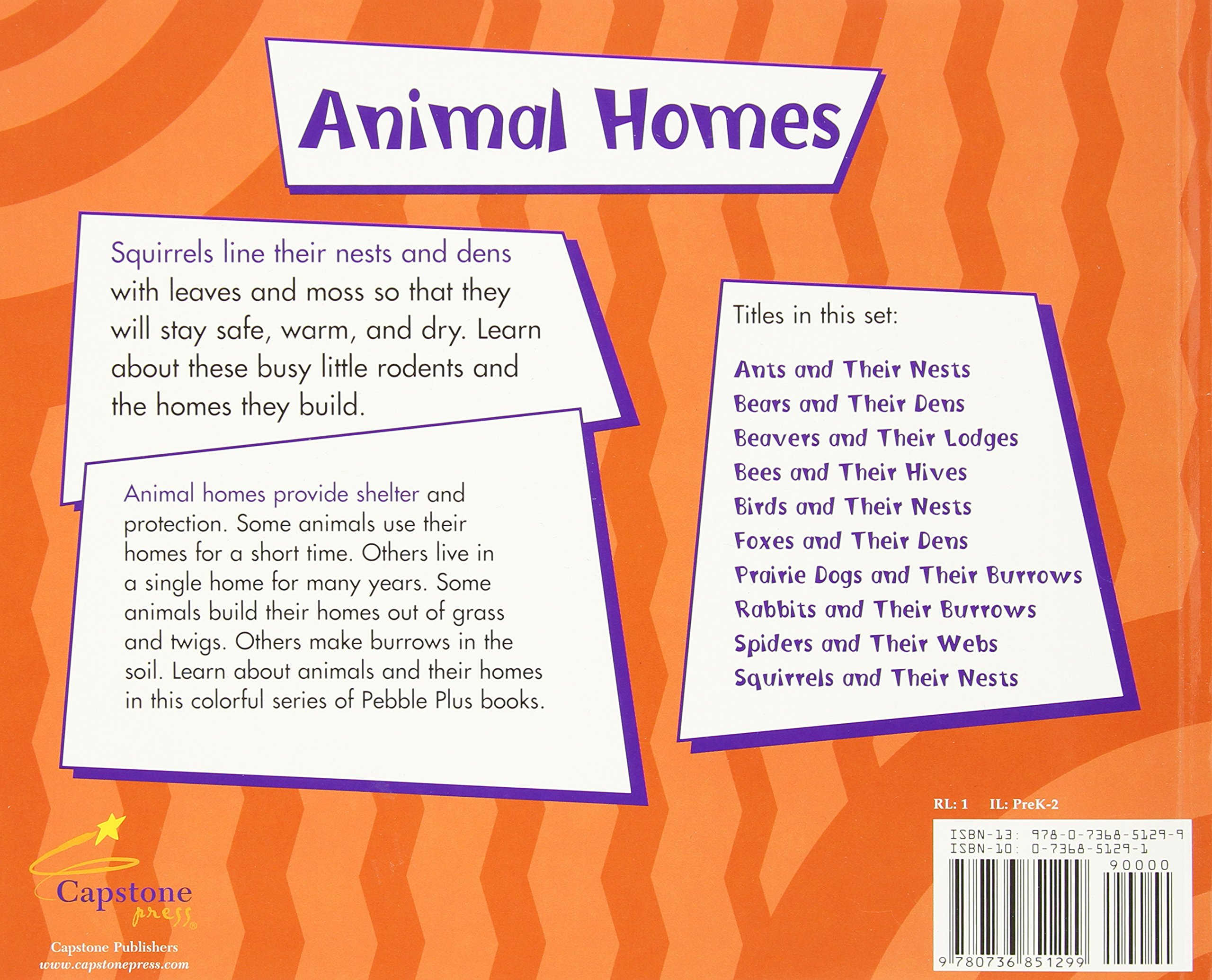 squirrels and their nests animal homes martha e rustad