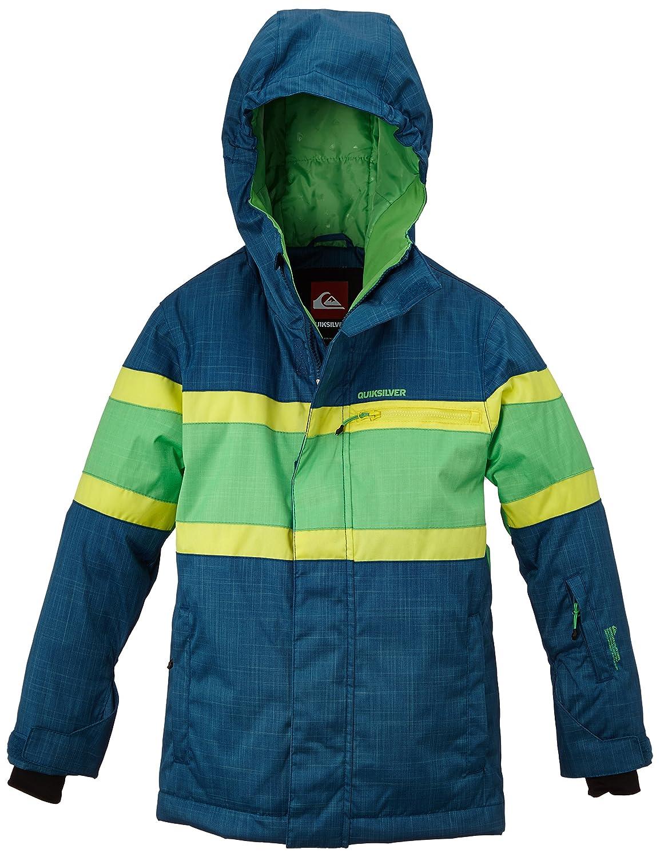 Quiksilver Jungen Snowboard Jacke Fraction Y Jacket