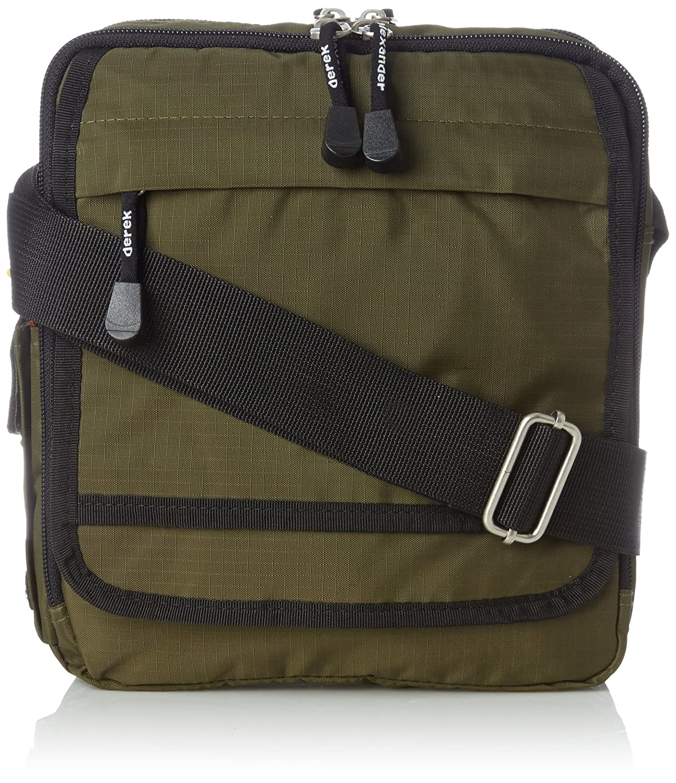Derek Alexander Ns Top Zip Shoulder Bag, Red, One Size PW20180