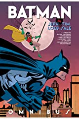 Batman by Jeph Loeb & Tim Sale Omnibus (Batman Omnibus) Hardcover