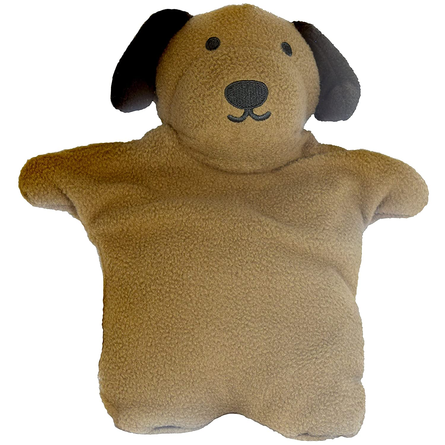 Yogibo Aroma Mate - Lavender Aromatherapy Heating Pad & Ice Pack - Soothes Aches & Pains - Cute & Cuddly Stuffed Animal - Microwavable & Freezable - Removable & Machine Washable Outer Cover - Dog