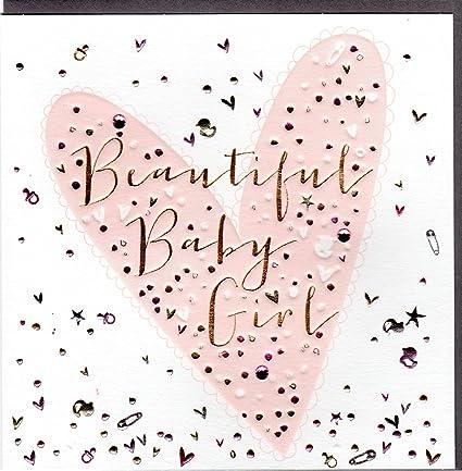 Bellybutton Designs Paloma encantadora tarjeta de felicitación ...