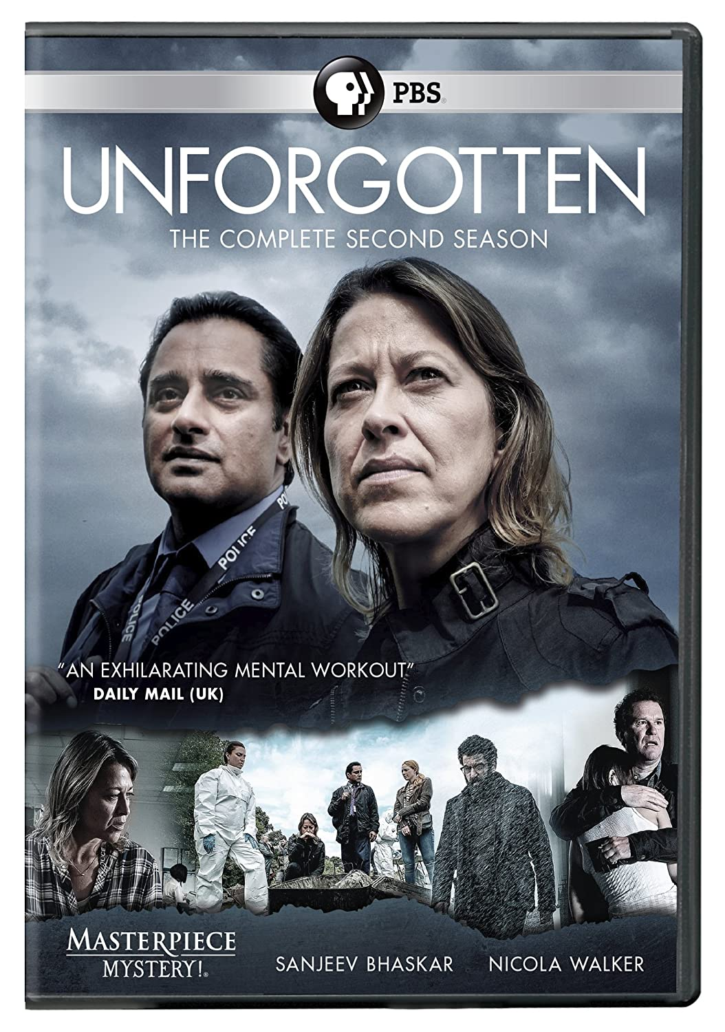 Unforgotten: Season 2 (UK Edition)