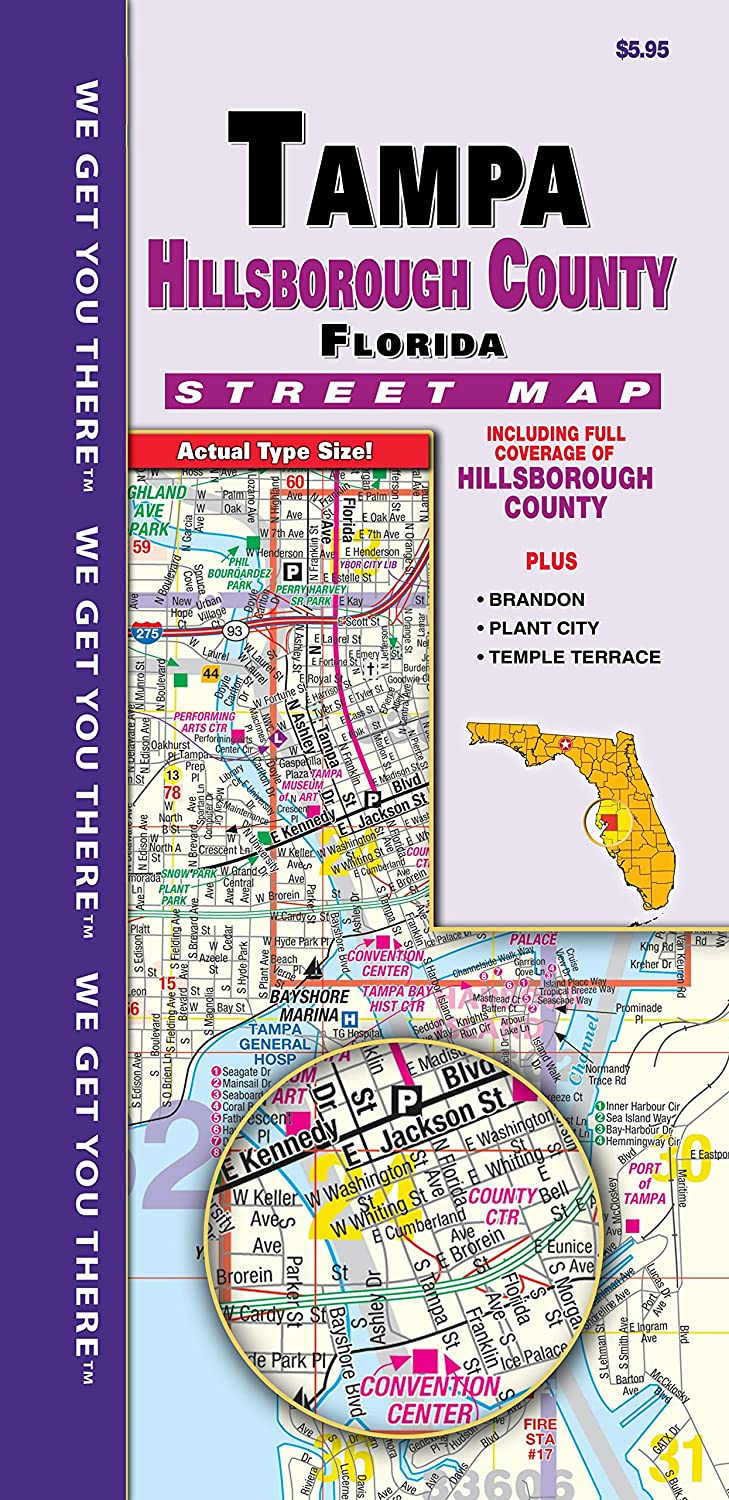 Amazon.com : Tampa/Hillsborough County FL Fold Map : Office ... on map of brevard county fl, map of indian river county fl, map of new york county ny, map of hillsborough county in florida, map of pasco county fl, map of st lucie county fl, map of manatee county fl, map of greater tampa, map of hillsborough county new hampshire, map of san francisco county ca, map of collier county fl, map of santa rosa county fl, map of jackson county fl, map of glades county fl, map of duval county fl, map of sumter county fl, map of pinellas county fl, map of lake county fl, map of polk county fl, map of st. johns county fl,