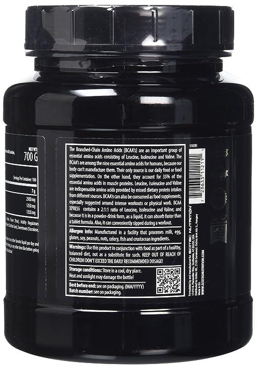 Scitec Nutrition BCAA Xpress Suplementos - 700 gr: Amazon.es: Salud y cuidado personal